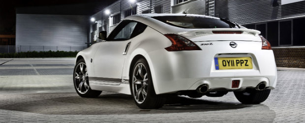 Noul Nissan 370Z GT saluta iubitorii de editii speciale