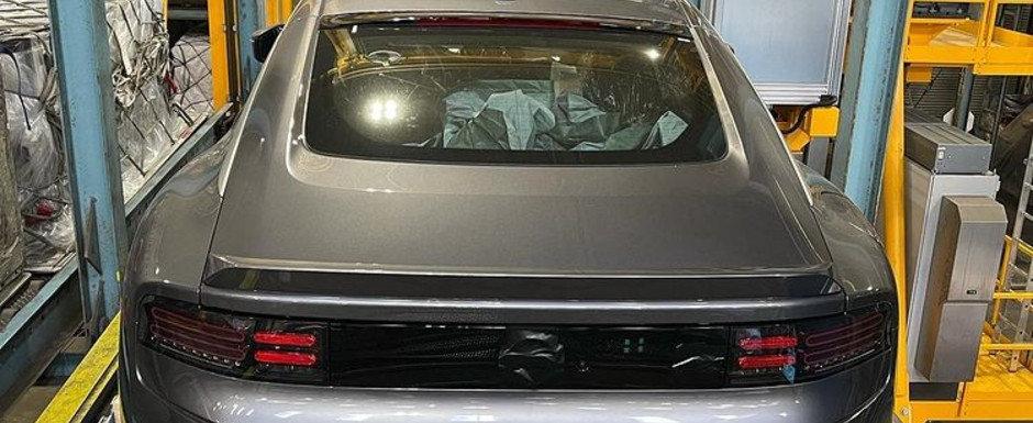 Noul Nissan 400Z a ajuns mai devreme pe internet. Pozele pe care japonezii le vor sterse de urgenta