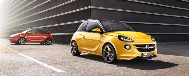 Noul Opel ADAM - Pur si simplu unic