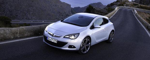 Noul Opel Astra GTC - design impresionant, maxim de dinamism