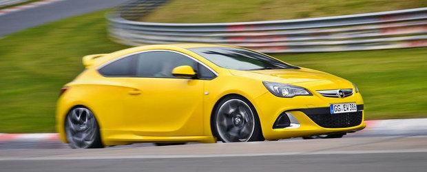 Noul Opel Astra OPC beneficiaza de un sasiu exclusivist, de inalta performanta