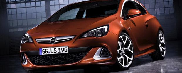 Noul Opel Astra OPC - cel mai puternic Astra din toate timpurile