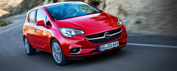 Noul Opel Corsa 2015: detalii si galerie foto