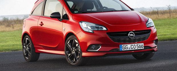 Noul Opel Corsa se alege cu un 1.4 turbo de 150 CP