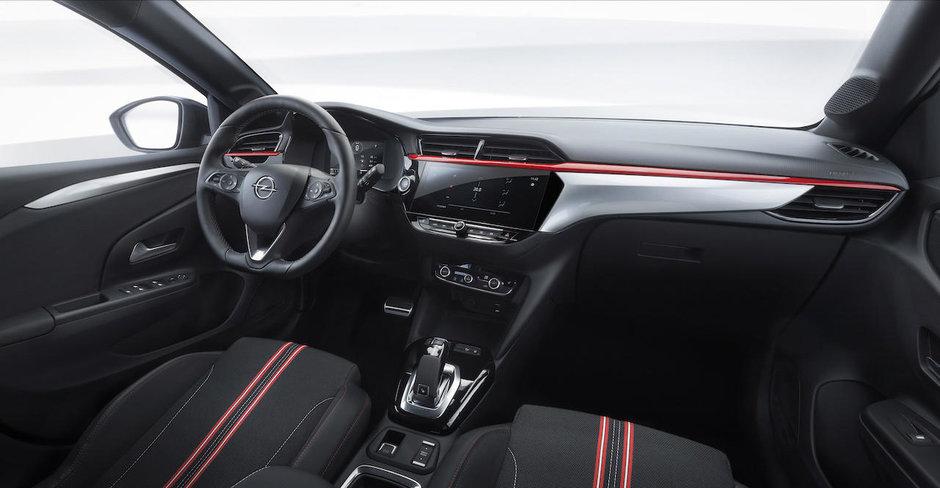 Noul Opel Corsa