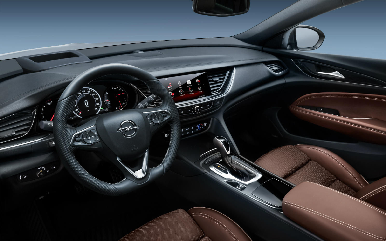 Noul Opel Insignia Country Tourer - Noul Opel Insignia Country Tourer