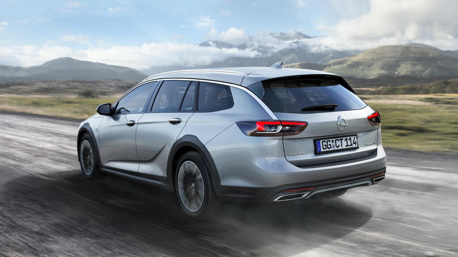 Noul Opel Insignia Country Tourer - Noul Opel Insignia Country Tourer