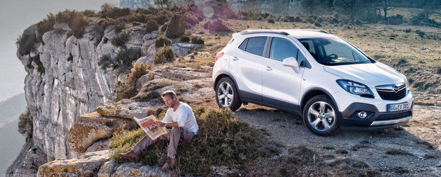 Noul Opel Mokka va fi construit in Europa