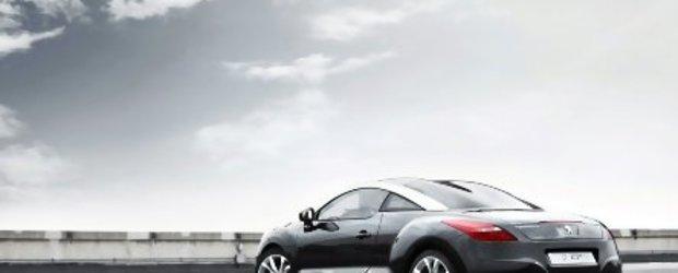 Noul Peugeot RCZ dezvaluit inainte de Frankfurt Motor Show