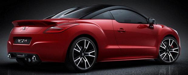 Noul Peugeot RCZ R costa in jur de 32.000 de lire sterline