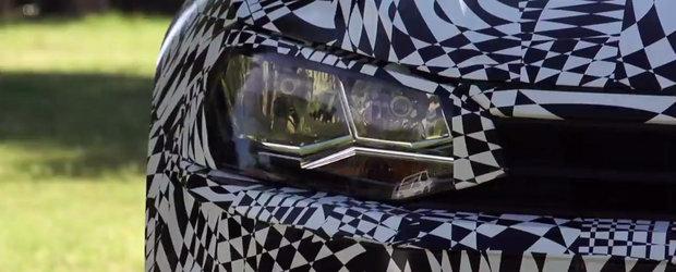 Noul Polo este aici. Compacta Volkswagen a fost scoasa la iveala de oficialii nemti