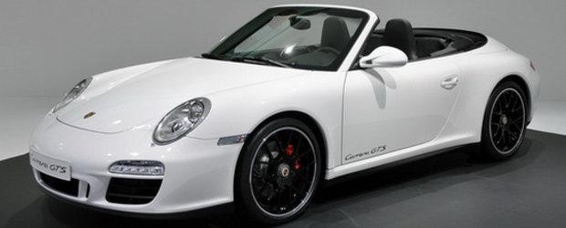 Noul Porsche 911 Carrera GTS reprezinta simbioza perfecta intre Carrera S si GT3