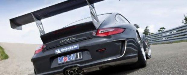 Noul Porsche 911 GT3 Cup opreste la Frankfurt