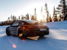 Noul Porsche 911 - Poze spion oficiale