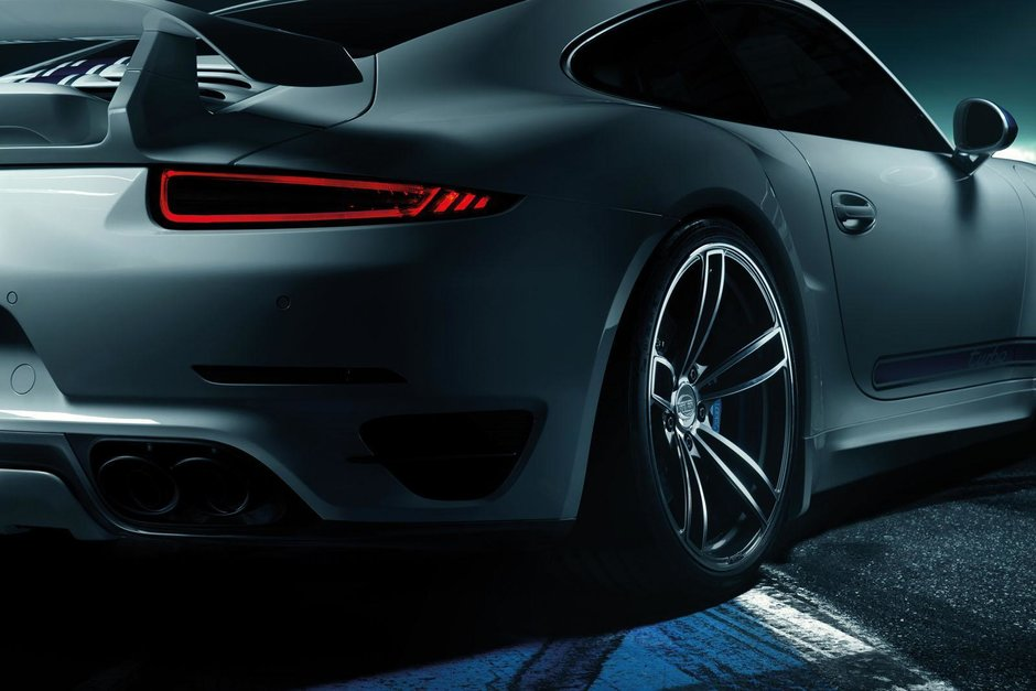 Noul Porsche 911 Turbo by TechArt