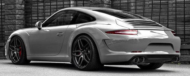 Noul Porsche 911 viziteaza atelierul Project Kahn, primeste un plus de perfectiune