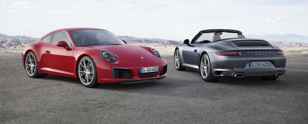 Noul Porsche 991 debuteaza oficial, ne intampina cu unitati bi-turbo sub capota