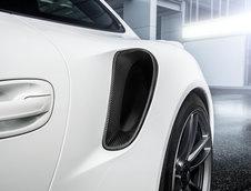Noul Porsche 991 Turbo by Techart