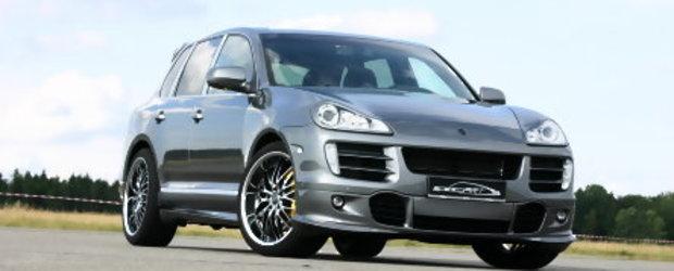 Noul Porsche Cayenne Diesel trece si pe la SpeedART