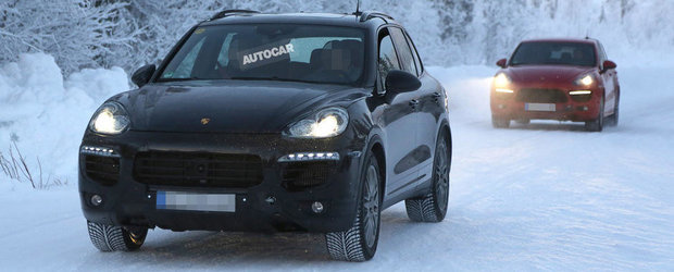 Noul Porsche Cayenne Facelift promite imbunatatiri majore