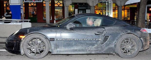 Noul Porsche Cayman debuteaza la LA Show