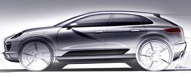 Noul Porsche Macan debuteaza in toamna acestui an
