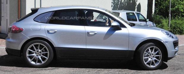 Noul Porsche Macan vine cu doua motorizari V6 si costa 52.000 de dolari