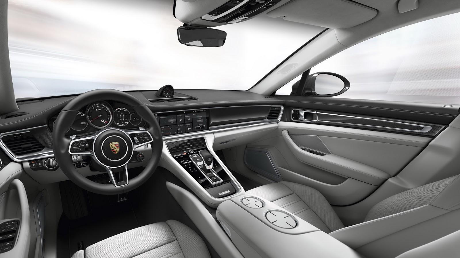 Noul Porsche Panamera - Noul Porsche Panamera