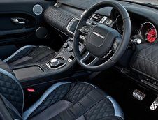 Noul Range Rover Evoque by Project Kahn