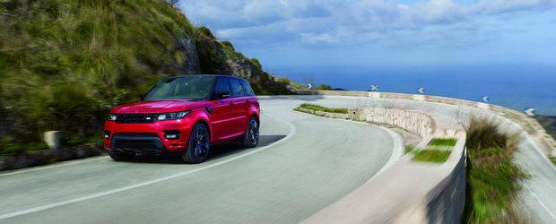 Noul Range Rover Sport HST debuteaza la New York, cu 380 CP sub capota