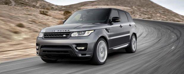 Noul Range Rover Sport s-a lansat in Romania. Costa de la 63.116 Euro