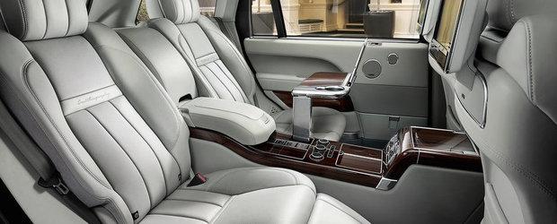 Noul Range Rover SVAutobiography e de departe cel mai luxos SUV al planetei