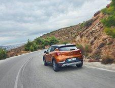 Noul Renault Captur - Galerie Foto