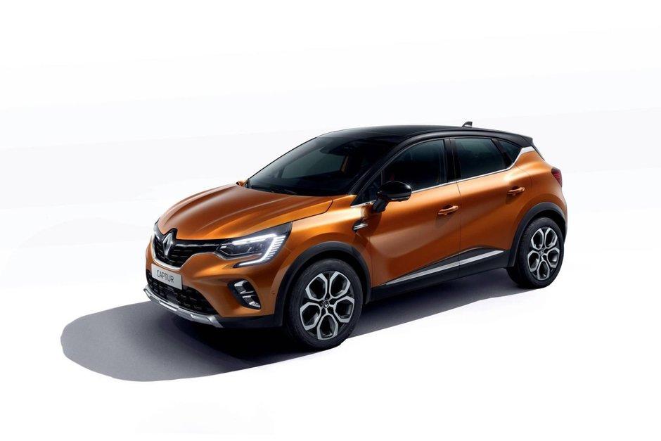 Noul Renault Captur
