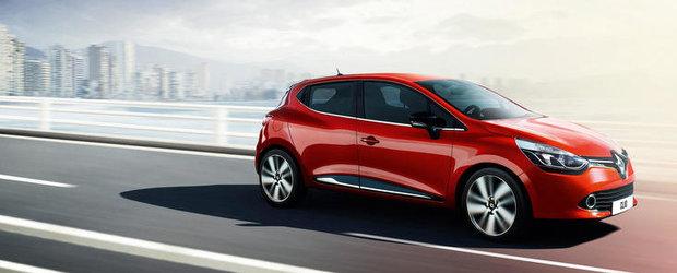 Noul Renault Clio, disponibil de astazi si in Romania. Afla cat costa!