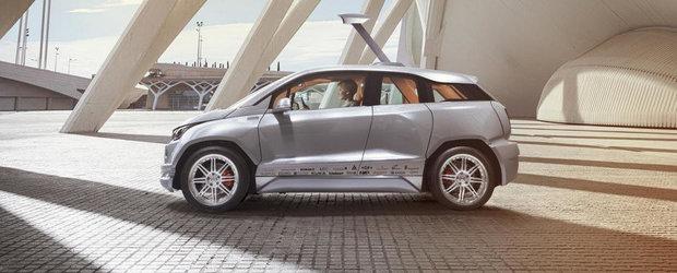 Noul Rinspeed Budii ne ofera o incursiune in viitorul automobilului