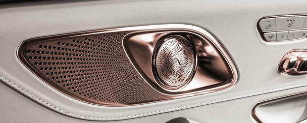 Noul S650 Maybach Aurum Edition este o mina de aur pe roti. FOTO ca sa te convingi si singur