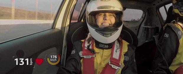 Noul Sandero RS promite sa-ti faca inima sa bata mai repede
