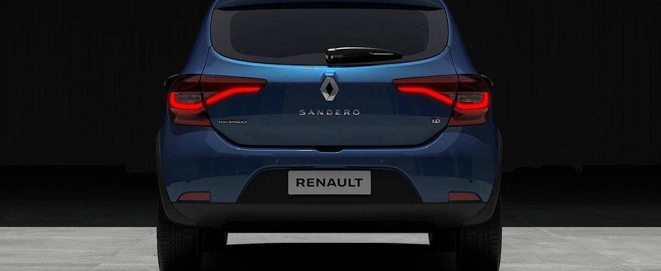 Noul Sandero sud-american a fost prezentat oficial. Ar putea arata la fel si versiunea Dacia?