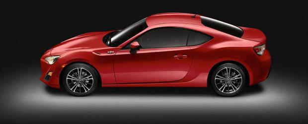 Noul Scion FR-S costa 24.200 dolari