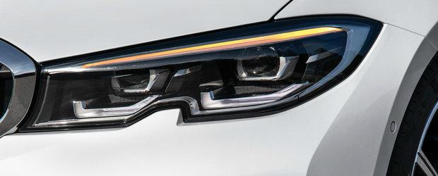 Noul Seria 3 Touring mai renunta la putin camuflaj. Am putea face cunostinta cu primul M3 break din istorie