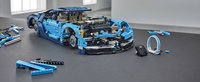 Noul set de 3.599 de piese de la LEGO Technic 'ascunde' o macheta Bugatti Chiron la scara 1:8. GALERIE FOTO si VIDEO