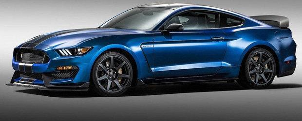 Noul Shelby GT350R ar fi parcurs Nurburgring-ul in doar 7:32.19 minute