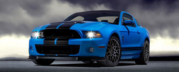 Noul Shelby GT500 cucereste lumea muscle-car-urilor!