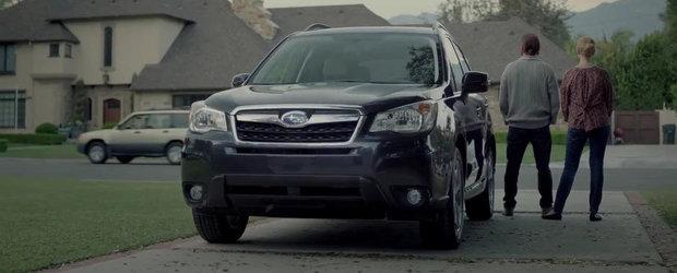 Noul Subaru Forester se promoveaza cu un spot plin de amintiri si emotie