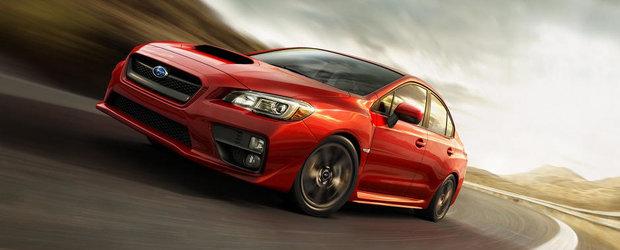 Noul Subaru WRX a fost lansat la Los Angeles