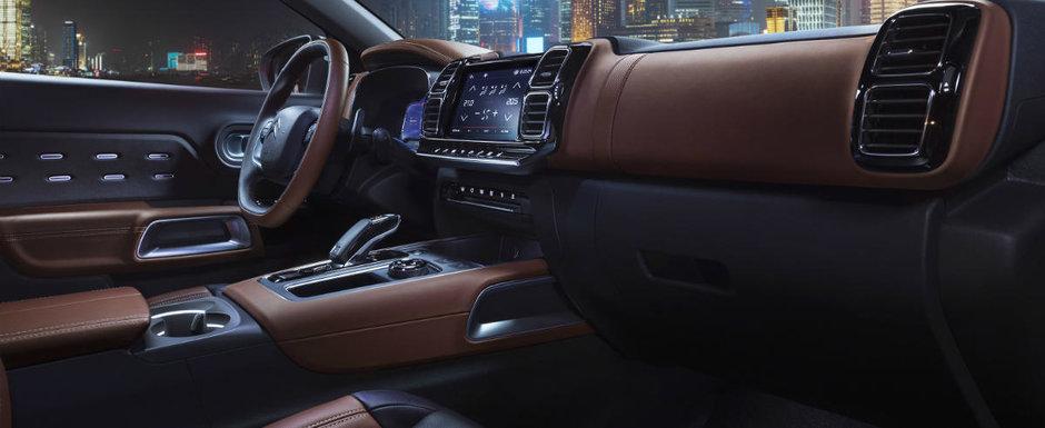 Noul SUV de la CITROEN a fost lansat si in Europa. Disponibil cu cinci motorizari si portbagaj de 720 de litri