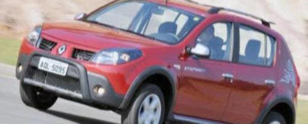 Noul SUV de la Dacia - Imagini in premiera