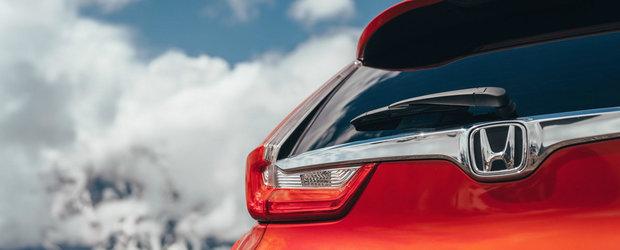 Noul SUV de la Honda se bate cu BMW X3 si Volkswagen Tiguan. Europenii pot opta pentru o singura motorizare VTEC