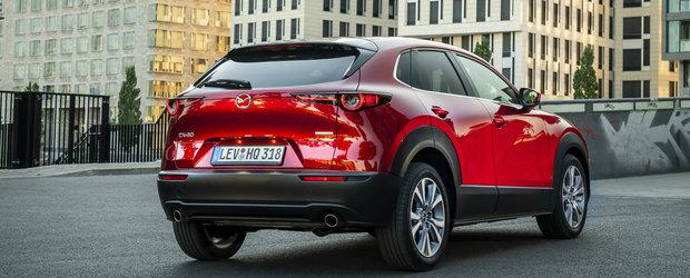 Noul SUV de la Mazda poate fi comandat in Romania, inclusiv cu motorul revolutionar SkyActiv-X